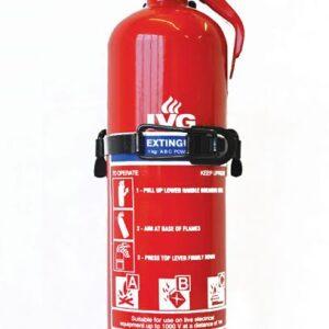 Travel Powder Fire Extinguishers
