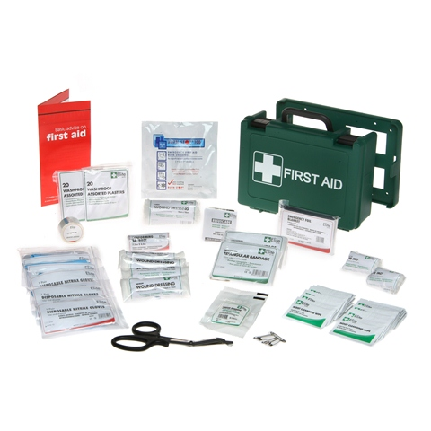 School First Aid Kit
