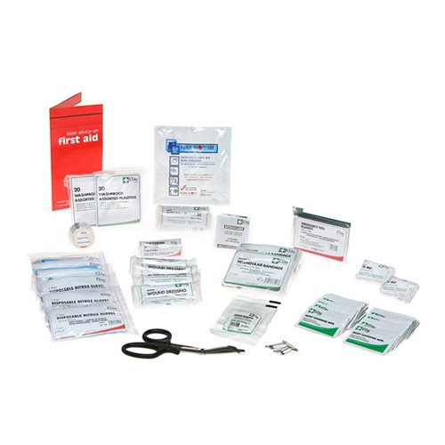 HSE First Aid Kit Refills 1