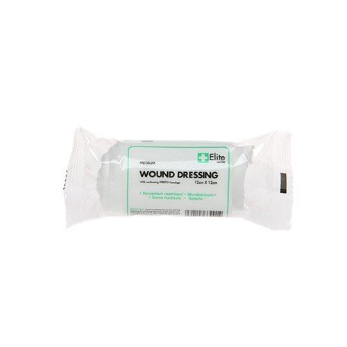 Sterile 12cm x 12cm Dressings – Multipack 10 1