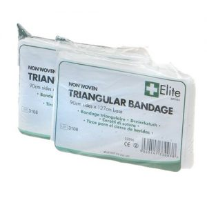 Triangular Bandages Multipack 10