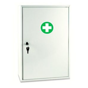 BSI First Aid Kit Metal Cabinet