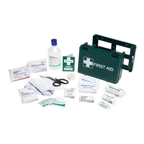 PCV First Aid Kits 1