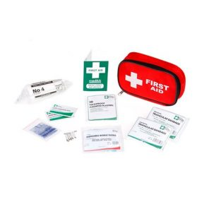 Personal Forestry First Aid Kit