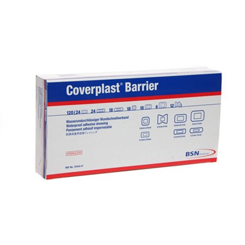 Coverplast Barrier Plasters 1