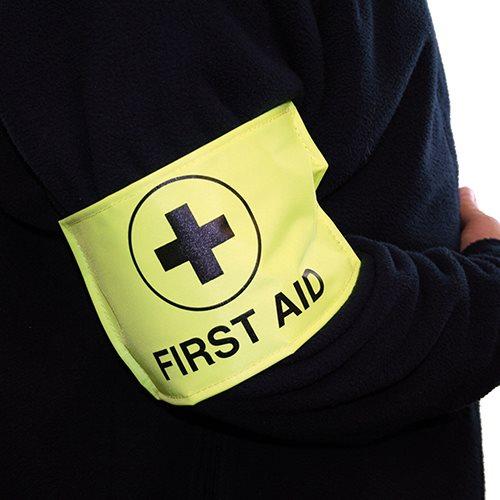 First Aid Armband 1