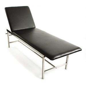 Treatment Couch with Adjustable Back Rest