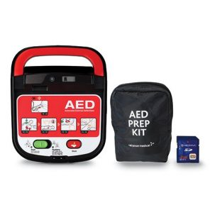 Mediana A15 HeartOn AED Defibrillator Bundle Pack