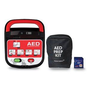 Mediana A15 HeartOn AED Defibrillator Bundle Pack