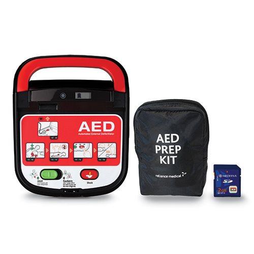 Mediana A15 HeartOn AED Defibrillator Bundle Pack 1