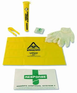 Sharps Disposal Kits
