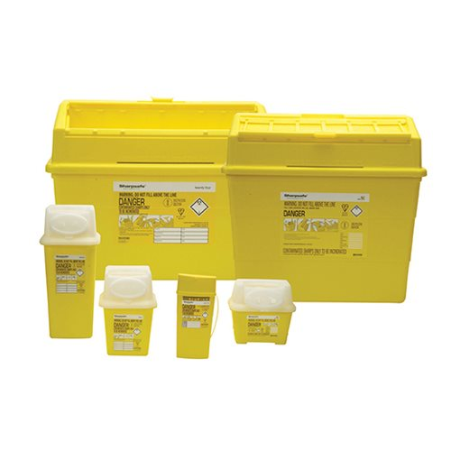 Sharps Disposal Containers 1