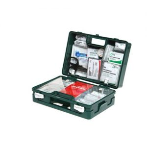 Deluxe BSI First Aid Kit