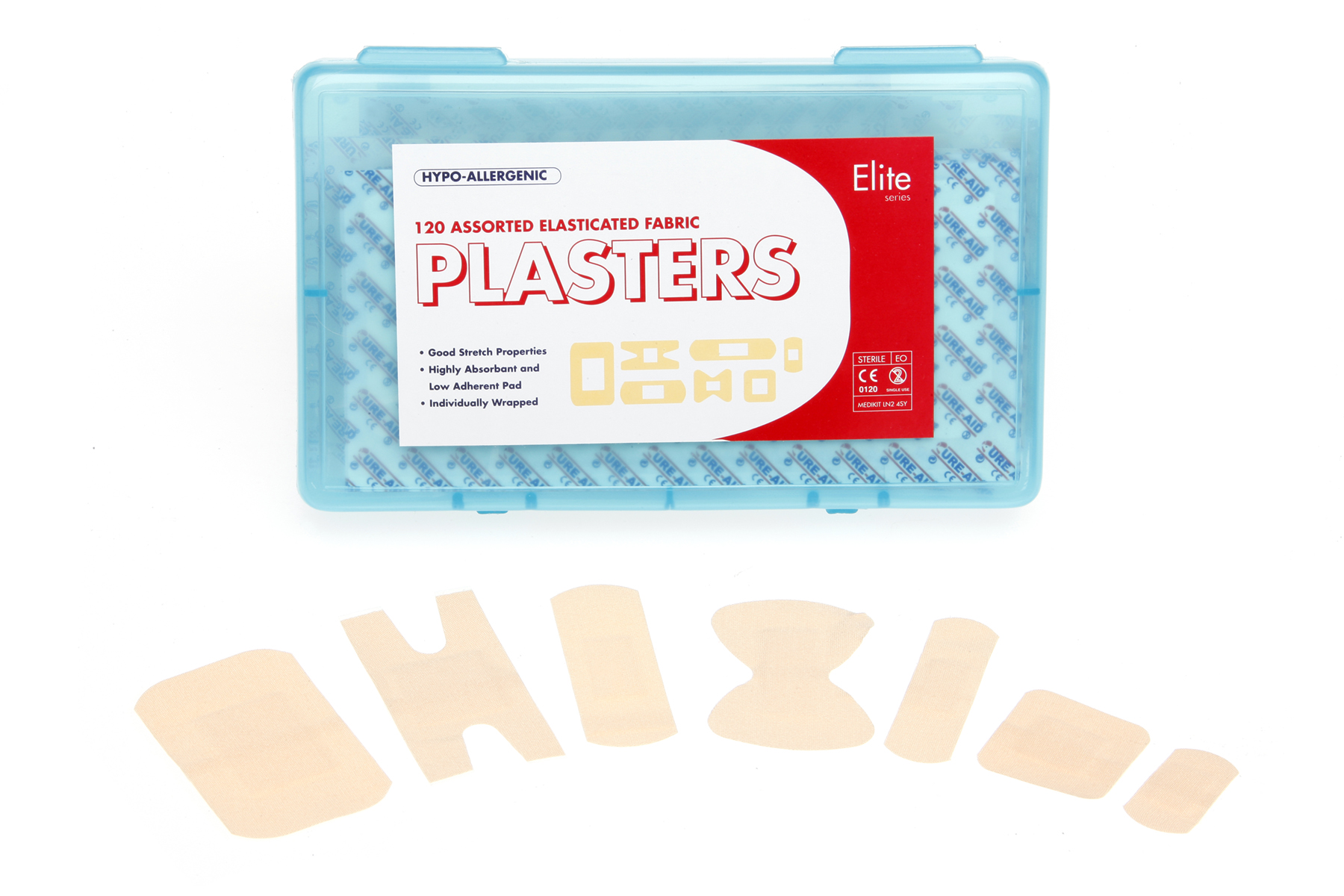 School Handy Pack Plasters