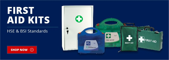 FIRST AID KIDS HSE & BSI STANDARDS - SHOP NOW