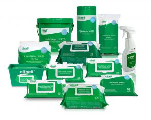 Clinell Universal Wipes 50