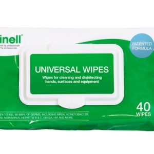 Clinell Universal Wipes 40