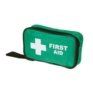 Empty First Aid Pouches