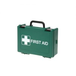 Empty Standard First Aid Boxes