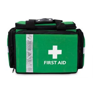 Empty Active First Aid Holdall Bag