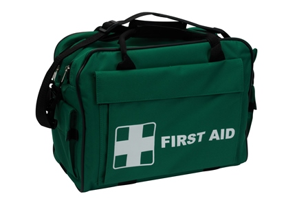 First Aid Holdall 1