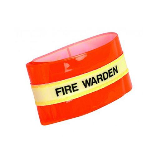 Fire Marshal Armband 1