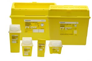 Sharps Disposal Containers